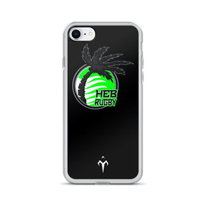 HEB Hurricanes Rugby iPhone Case