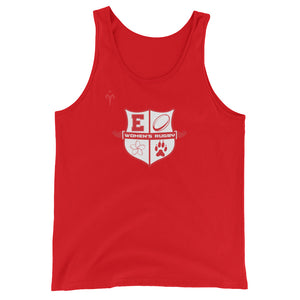 East Women's Rugby Unisex  Tank Top