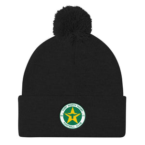Fort Worth Rugby Pom Pom Knit Cap