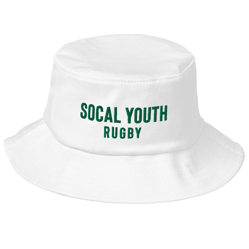 SoCal Youth Rugby Old School Bucket Hat