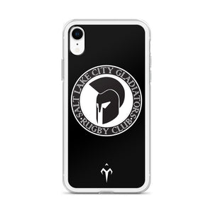 Gladiators Rugby iPhone Case