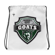 Omaha Women's Rugby Drawstring bag