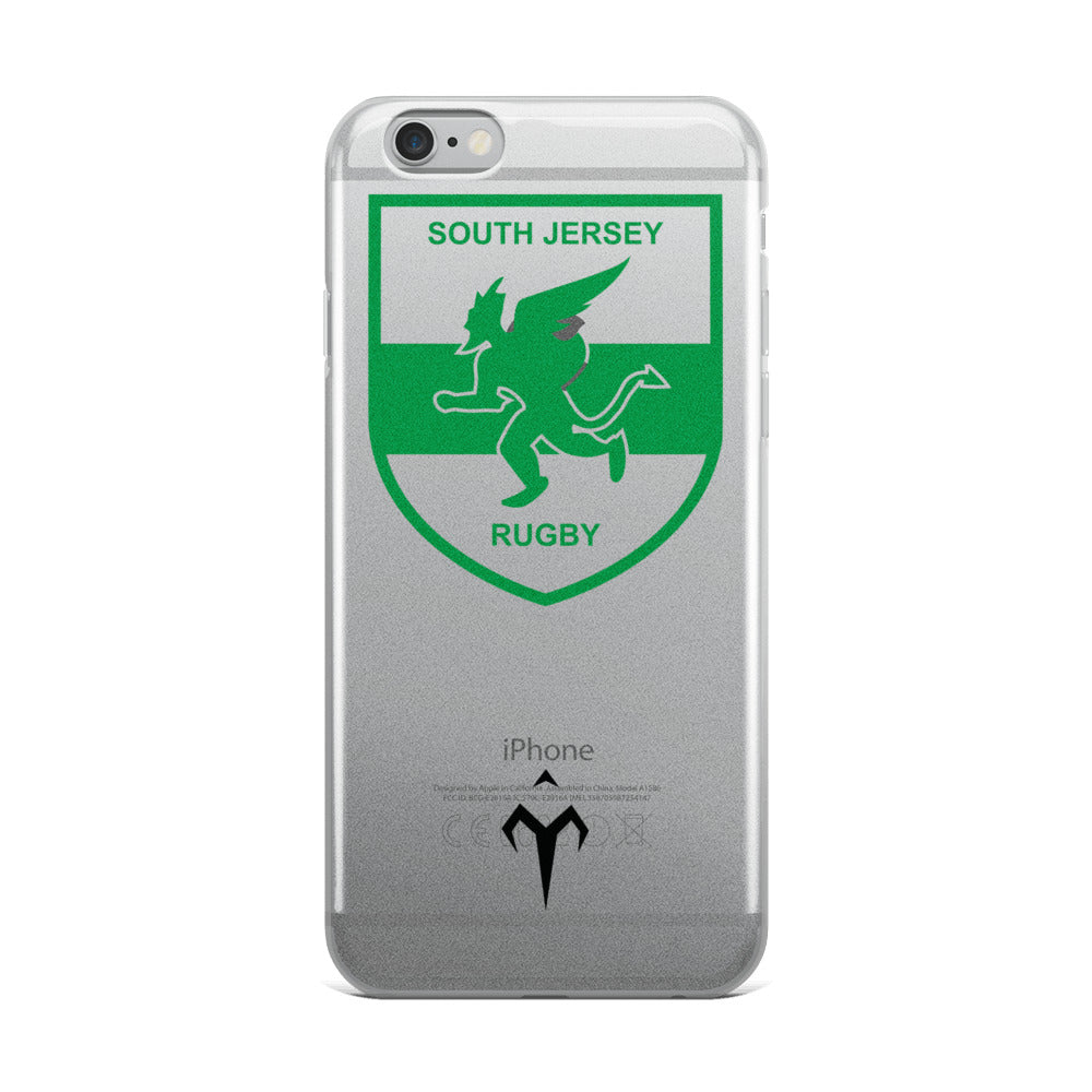 South Jersey iPhone 5/5s/Se, 6/6s, 6/6s Plus Case