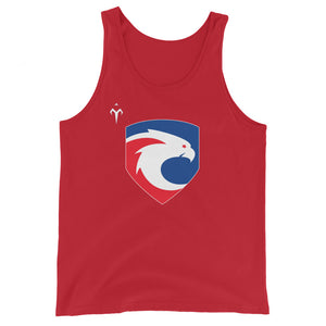 Freeborn Eagles Rugby Unisex Tank Top