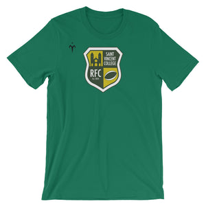 St. Vincent Unisex short sleeve t-shirt