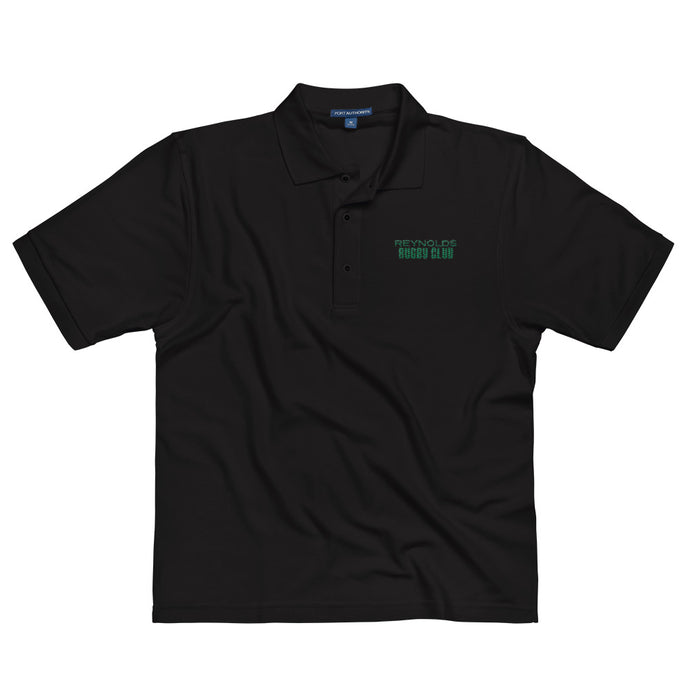 Reynolds Rugby Club Embroidered Polo Shirt
