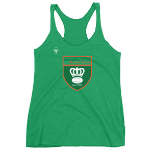 Charlotte Rugby Club Women's Racerback Tank