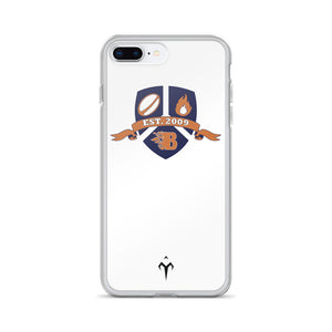 Blackman Rugby iPhone Case