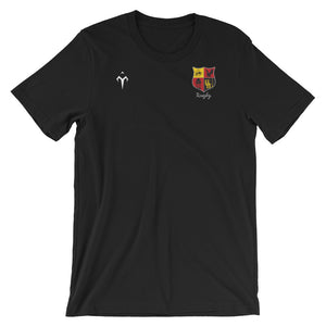 Brecksville Broadview Heights Rugby Football Club Short-Sleeve Unisex T-Shirt