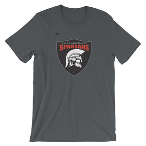 Salt Lake Spartans Rugby Short-Sleeve Unisex T-Shirt