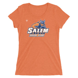 Salem State Rugby Ladies' short sleeve t-shirt