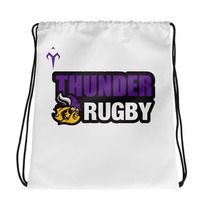 Tri-City Thunder Drawstring bag