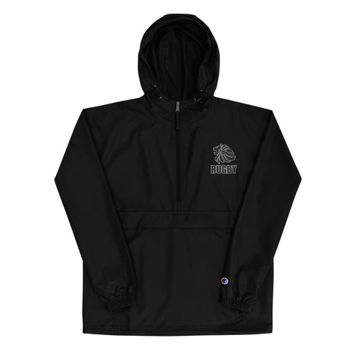 Sacramento Lions Embroidered Champion Packable Jacket