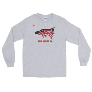 Corona Hawks Rugby Long Sleeve T-Shirt