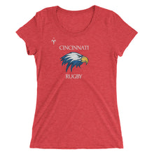 Cincinnati Rugby Ladies' short sleeve t-shirt