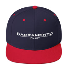 Capitals Rugby Snapback Hat