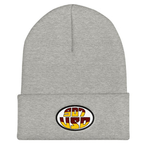 907 Brothers Rugby Cuffed Beanie