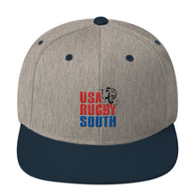 USA Rugby South Snapback Hat