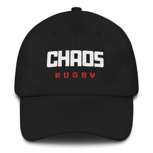 Chaos Rugby Dad hat