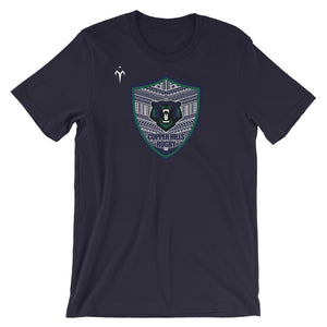 Copper Hills Rugby Short-Sleeve Unisex T-Shirt