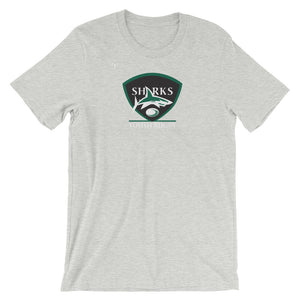 Central Coast Sharks Rugby Short-Sleeve Unisex T-Shirt