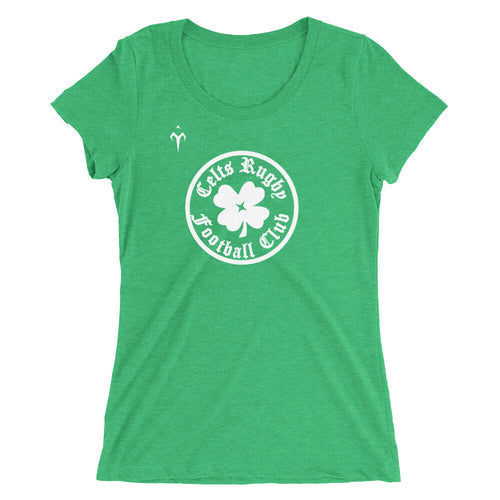 Springfield Celts Rugby Ladies' short sleeve t-shirt
