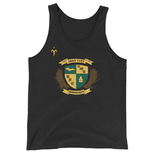 Moosemen Rugby Bella + Canvas 3480 Unisex Jersey Tank with Tear Away Label