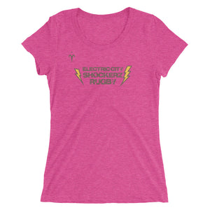 Electric City Rugby Ladies' short sleeve t-shirt