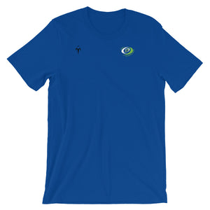 Bayou Hurricanes Unisex short sleeve t-shirt
