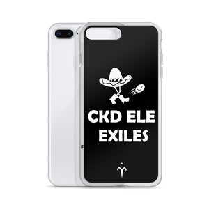 Evanston Exiles Rugby iPhone Case