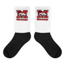 Monterey Rugby Black foot socks