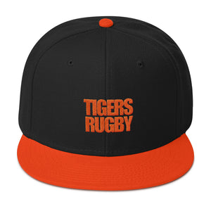 North Texas Tigers Rugby Snapback Hat