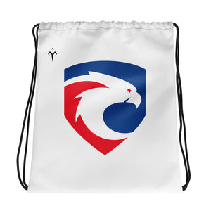 Freeborn Eagles Rugby Drawstring bag