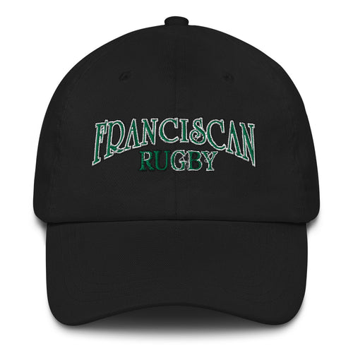 Franciscan Rugby Dad hat