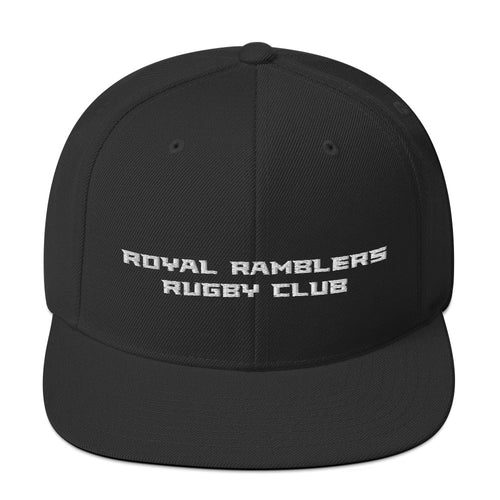 Royal Ramblers Snapback Hat