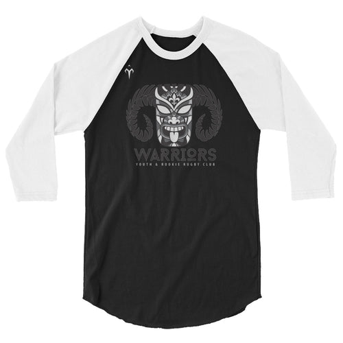 Warrior Rugby 3/4 sleeve raglan shirt