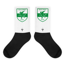 South Jersey Black foot socks