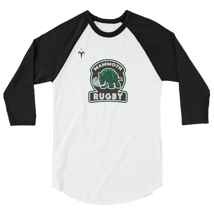 Mammoth 3/4 sleeve raglan shirt