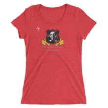 Tampa Krewe Womens Ladies' short sleeve t-shirt