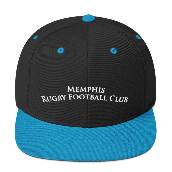 Memphis Rugby Snapback Hat