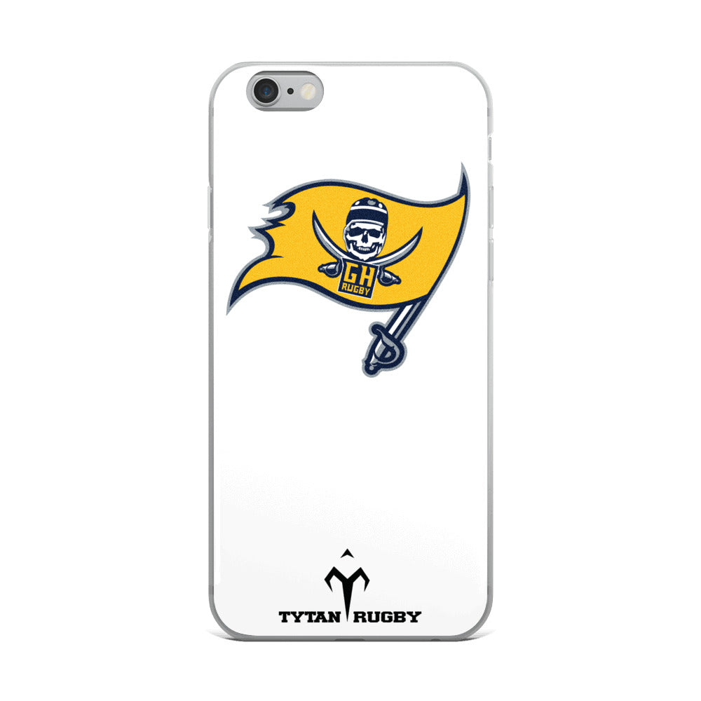 Grand Haven Rugby Flag iPhone Case