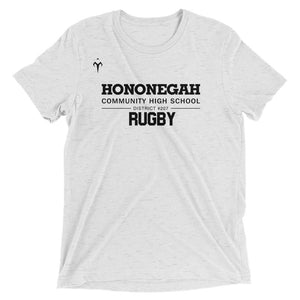 Hononegah Rugby Short sleeve t-shirt