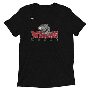 Westerville Worms Rugby Short sleeve t-shirt
