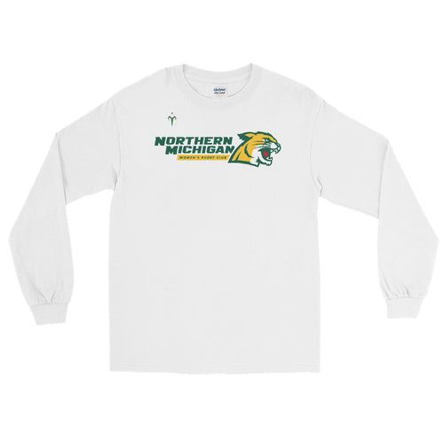 Northern Michigan Rugby Women's Club Rugby Men's Long Sleeve Shirt