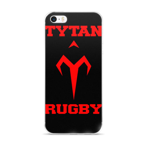 Tytan iPhone 5/5s/Se, 6/6s, 6/6s Plus Case