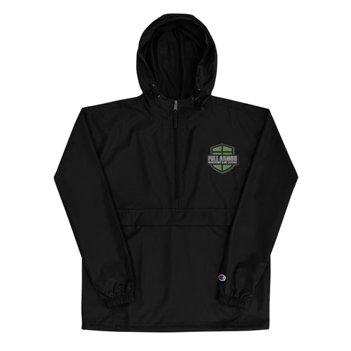 Glenwood Rugby Embroidered Champion Packable Jacket