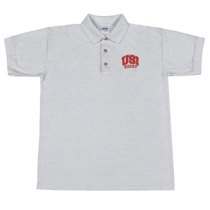 USI Rugby Embroidered Polo Shirt