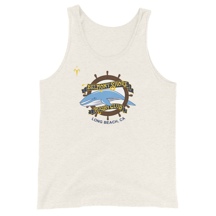 Belmont Shore Rugby Club Unisex  Tank Top
