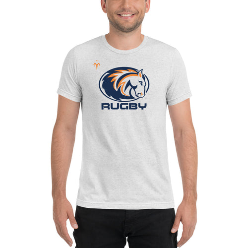 Mustangs Rugby Short sleeve t-shirt