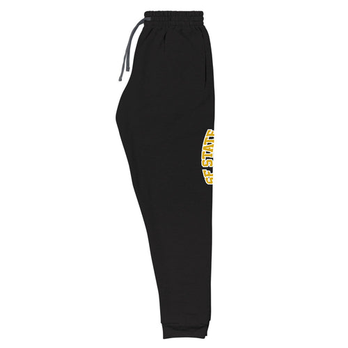 San Francisco State University Rugby Unisex Joggers